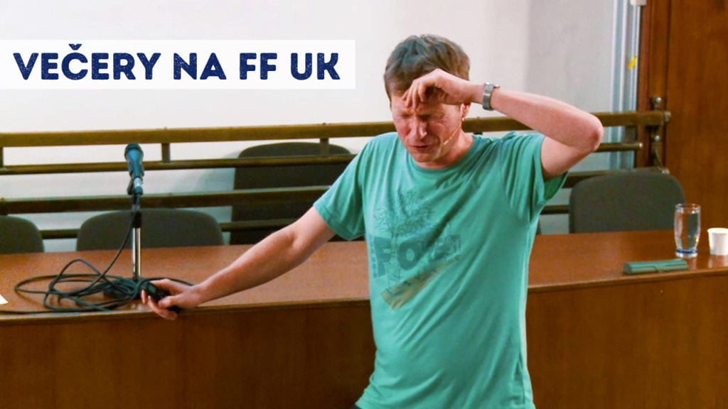 Omyly ve vědě - Petr Slavíček - Neurazitelny_cz - Večery na FF UK