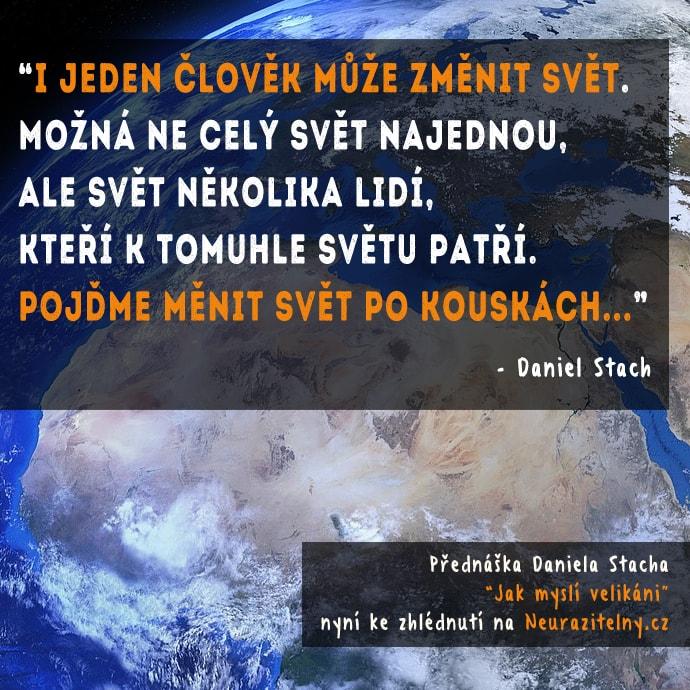 Daniel Stach Citáty 3