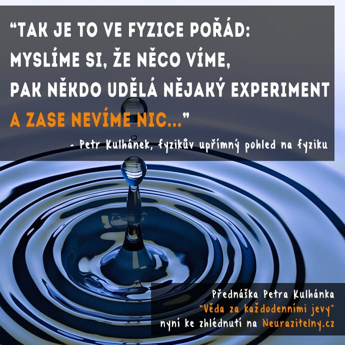 Petr Kulhánek Citát 2