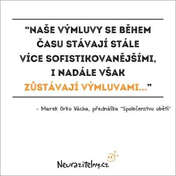 Marek Orko Vácha citáty 2