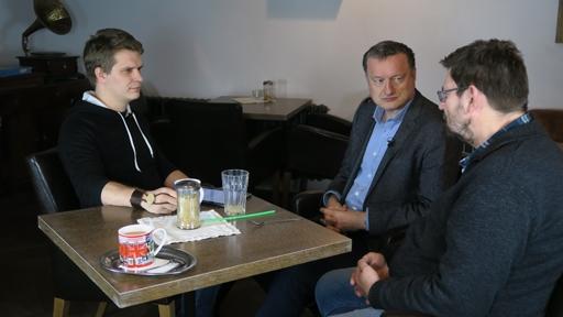 Rozhovor s Janem Konvalinkou a Ladislavem Machalou o očkování