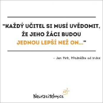 Jan Pirk citáty 3