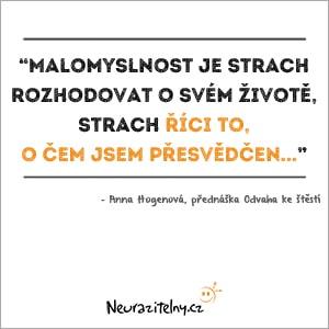 Anna Hogenová citáty 1