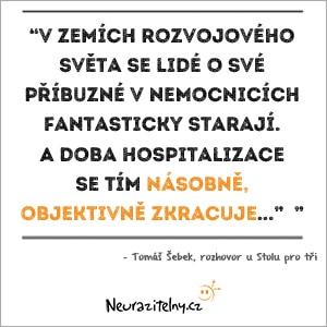 Tomáš Šebek rozhovor citáty 3