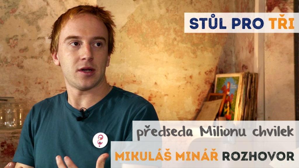 Mikuláš Minář rozhovor