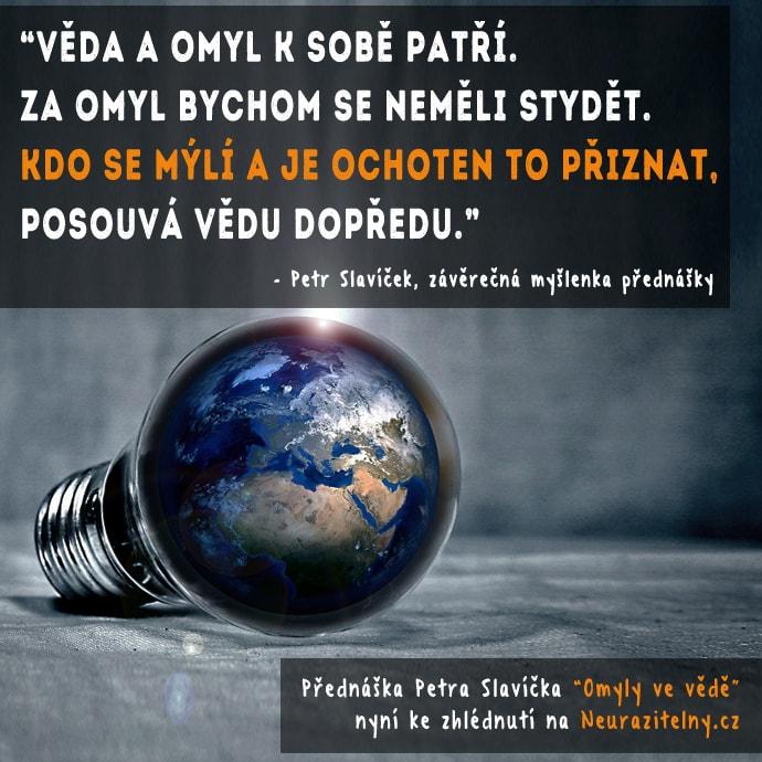 Petr Slavíček citáty 1