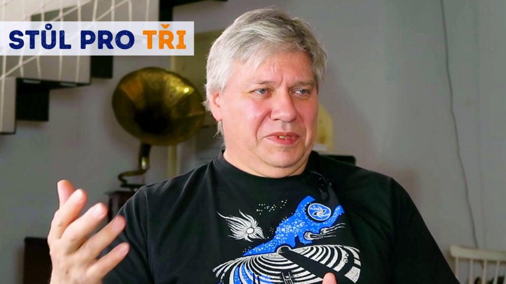 Petr Kulhánek rozhovor - Náhledový obrázek