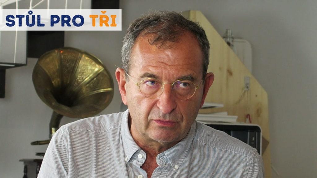 Cyril Höschl rozhovor - Dřív nebyla šance šířit blbosti tak rychle jako dnes