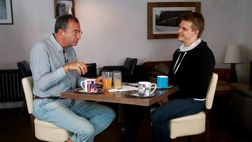 Cyril Höschl rozhovor