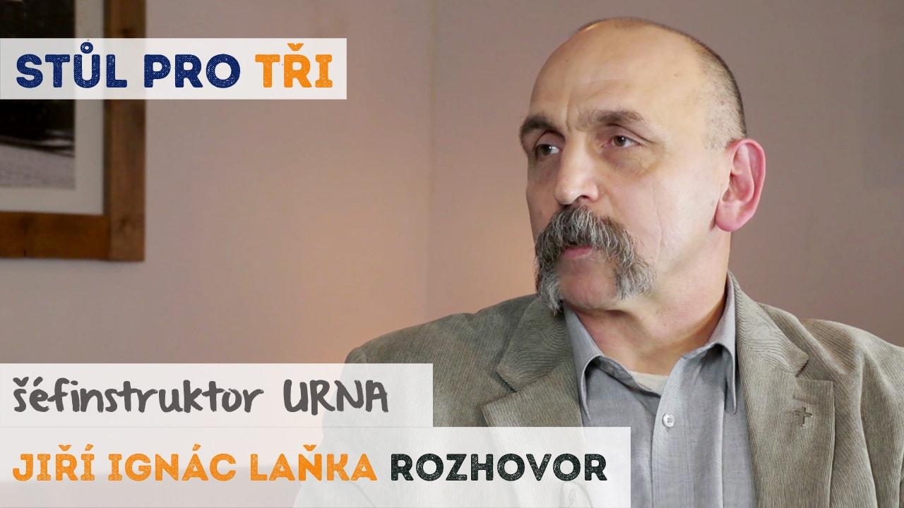 Šéfinstruktor URNA: Terorismus se nedá účinně zastavit - Jiří Laňka