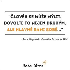 Anna Hogenová citáty 2