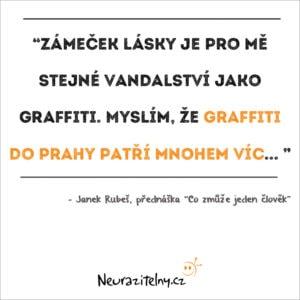 Janek Rubeš citáty 2