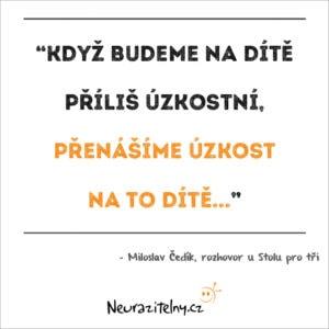 Miloslav Čedík citáty 2