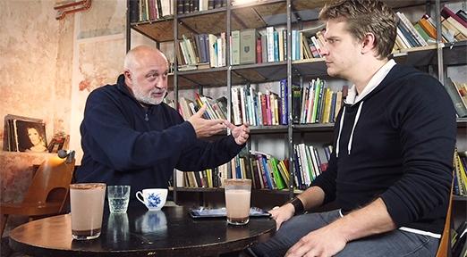 V rozhovoru s Miloslavem Čedíkem o šikaně se střídaly bolestivé situace s nadějí