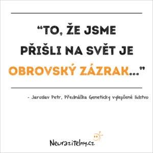 Jaroslav Petr citáty 1