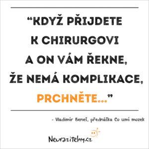 Vladimír Beneš citáty 1
