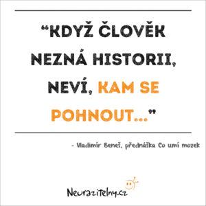 Vladimír Beneš citáty 3